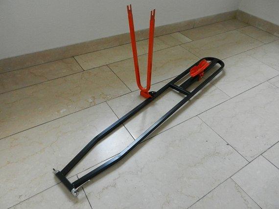 Fabbri Fahrradträger mit Vorderradhalterung