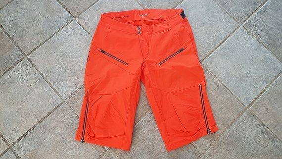 Vaude Hose Orange Größe L