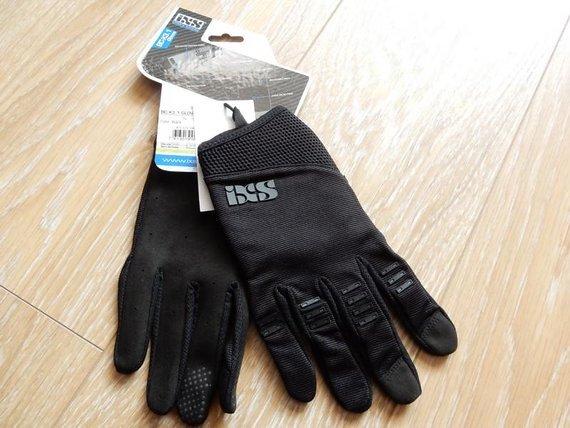IXS Downhill-Handschuhe BC-X3.1 Schwarz