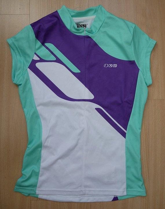IXS Aria Damen Trikot Shirt - Gr. 38 - Wie Neu