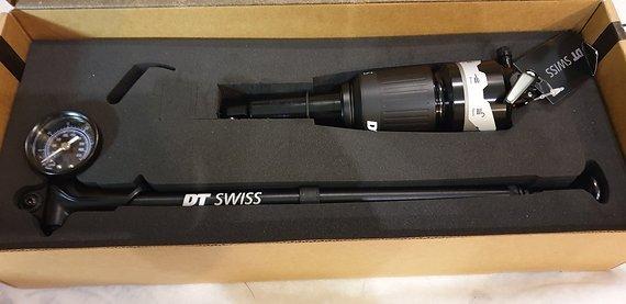 DT Swiss R414 O.D.L Dämpfer 200x50 Neu inkl. Pumpe