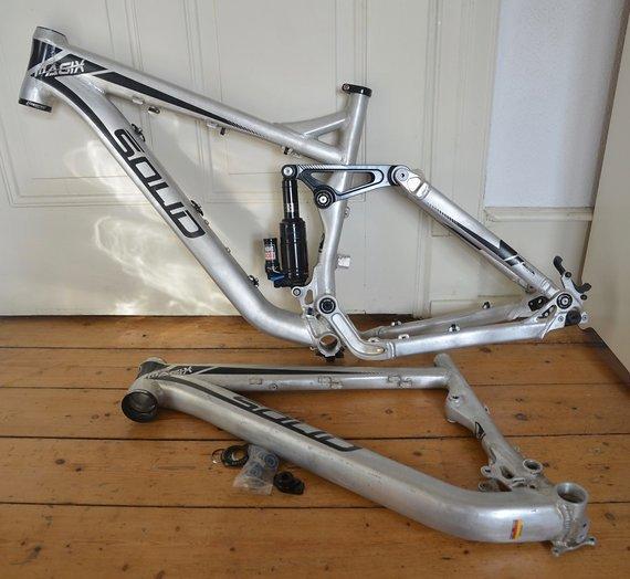Solid Bikes Magix Enduro 27,5 Zoll 175mm S und/oder M RAW