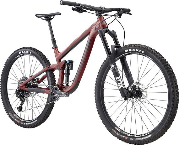 Transition Bikes Komplettbike Sentinel Alu GX - Größe XL - rot