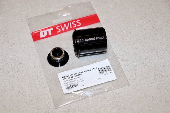 DT Swiss Rotor Kit Shimano 11-Fach Road !! NEU + OVP !! Freilauf-Körper Umrüstkit hub