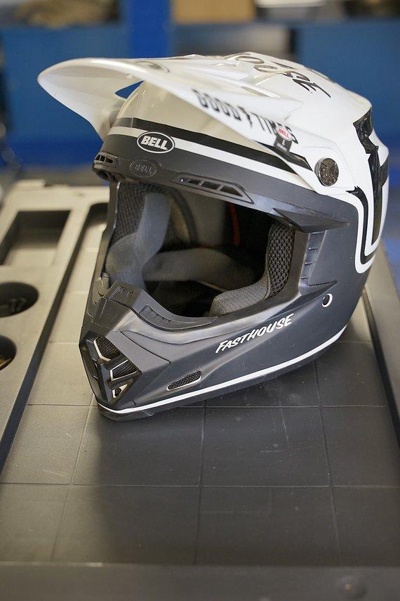Bell Moto 9 Fasthouse Gr. L  Neu Mips DH MX