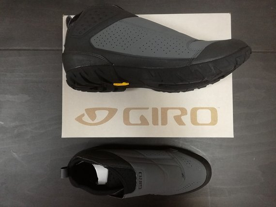 Giro Terraduro MID Dark Shadow/Black