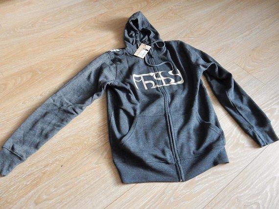 IXS Brand Hoody Kapuzenjacke Jacke Pullover