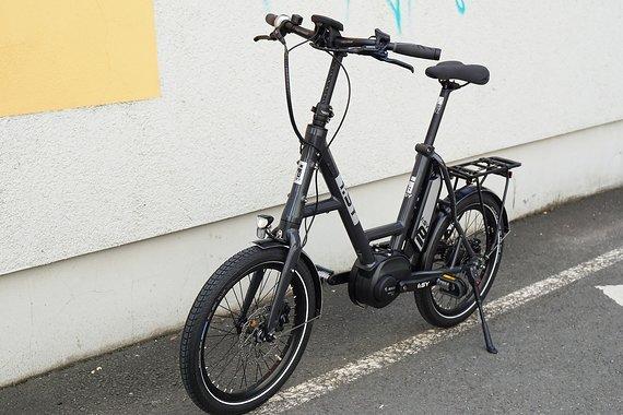 I:sy DRIVE S8 ZR Nexus E-Bike WET ASPHALT Bosch Active Line Plus