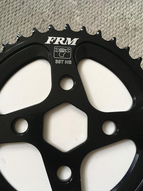 FRM NS 38T Kettenblatt mtb