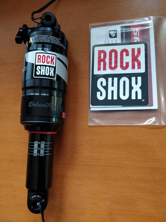 RockShox Monarch RT3 200x57 / DebonAir/ Neu + Rechnung