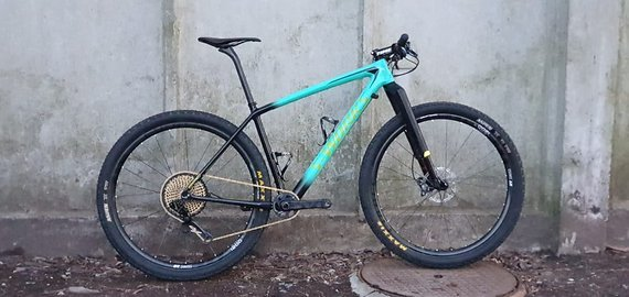 Specialized S-Works Epic HT (Gr. L, 2018)