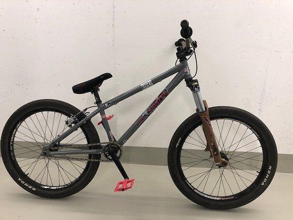 Revell Bikes Dirtbike