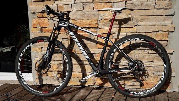 Stevens Team SL Carbon High End