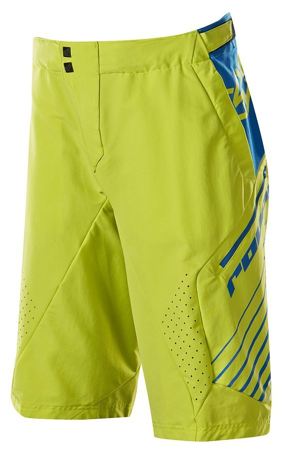 Royal Racing Stage 2 Short Lime Green S