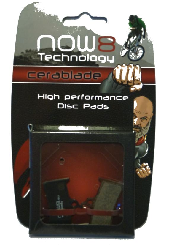 Now8 Cerablade, Tr!ckstuff Direttissima kompatibel, carbon-metallic, Trägerplatte beidseitig keramikbeschichtet