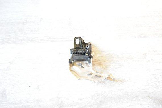 Shimano Shimano Umwerfer, Schaltwerk, Pedale  und SRAM Trigger