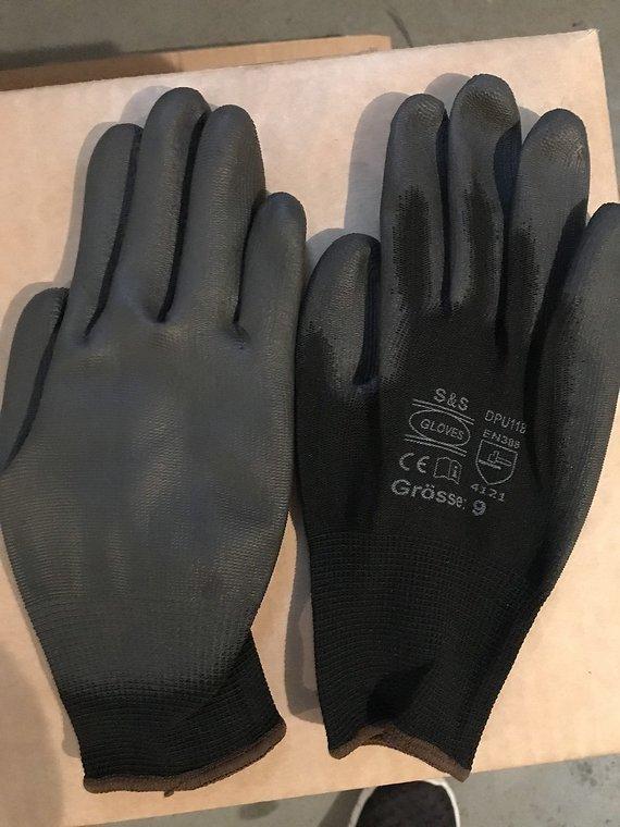 Handschuhe Für Werkstatt Arbeiten 3x