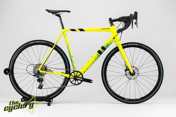 Cannondale SuperX Force 1 Cyclocross Bike 2020