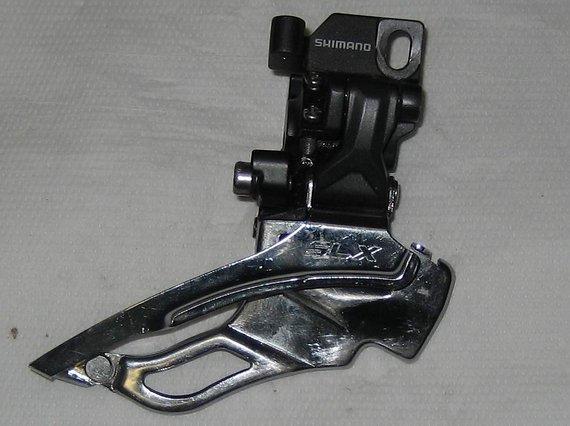 Shimano SLX FD-M661, Direct Mount High