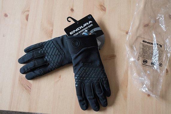 Endura MT500 waterproof Handschuhe