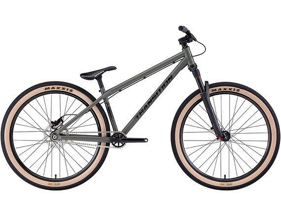 "Transition Bikes Komplettbike PBJ Dirtjump 26"" 2019 Größe S"