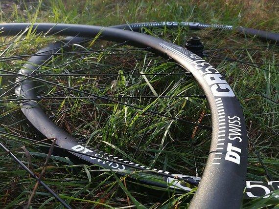 DT Swiss 350 | Hexenwerk LR | GR531 | Gravel | Cross | Bikepacking