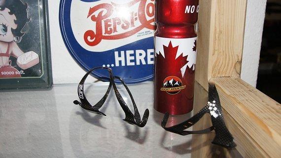 Rocky Mountain Carbon Flaschenhalter