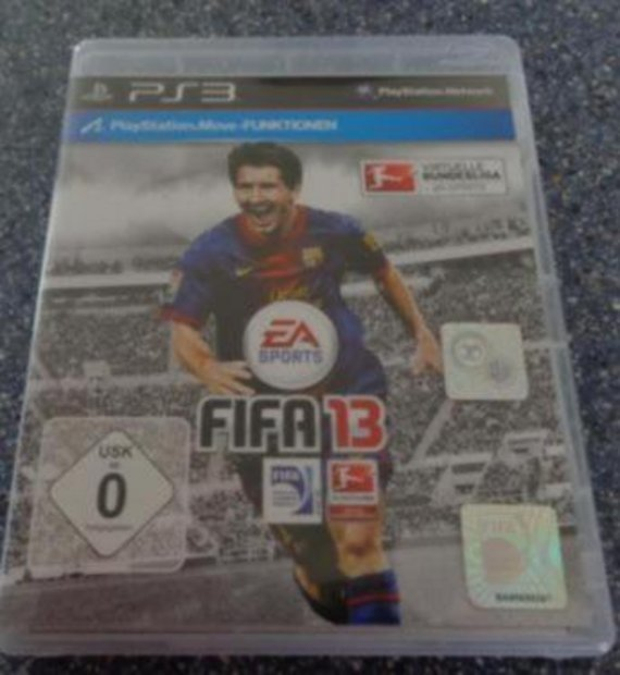 Sony Fifa 13 PS3 5er incl
