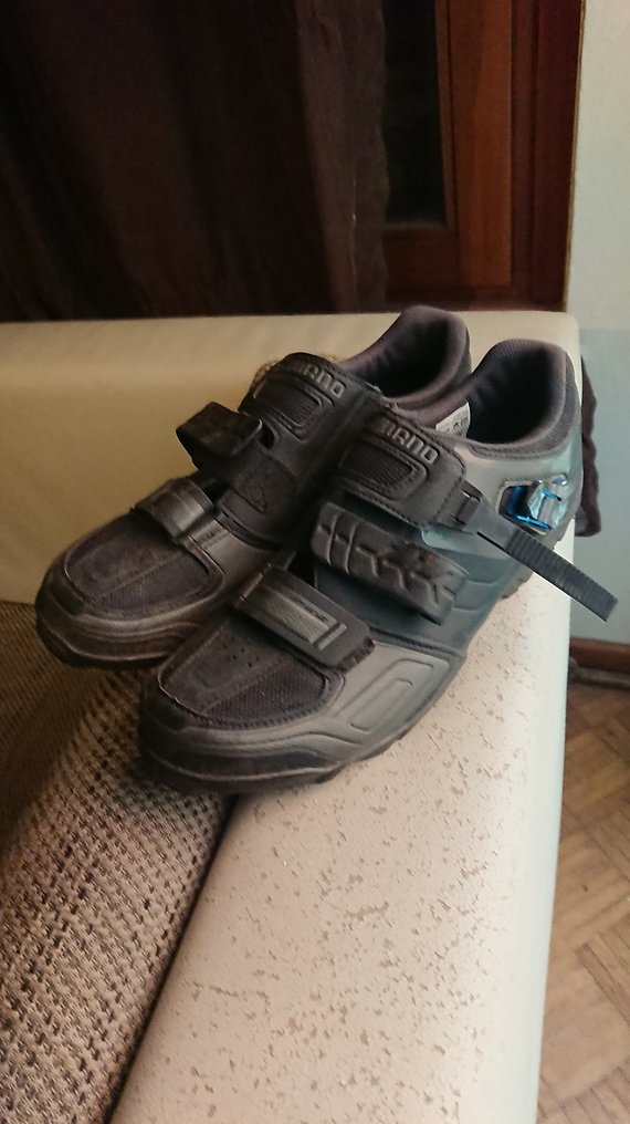 Shimano M089 SPD MTB Schuhe gr. 44