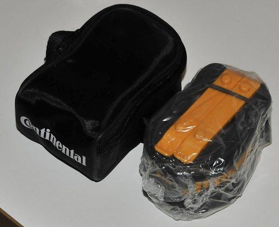 Continental Satteltasche MTB Continental mit Schlauch MTB26 S42 und 2 Reifenheber - NBEU & OVP