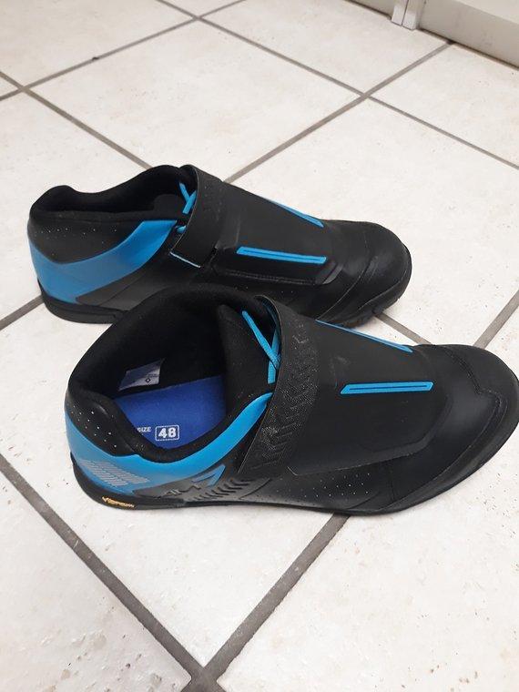 Shimano AM-7 Flat-Pedal Schuh Größe 48 (wie 47) inkl. Versand