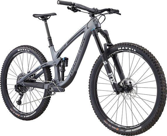 Transition Bikes Komplettbike Sentinel Carbon GX - Größe M - schwarz