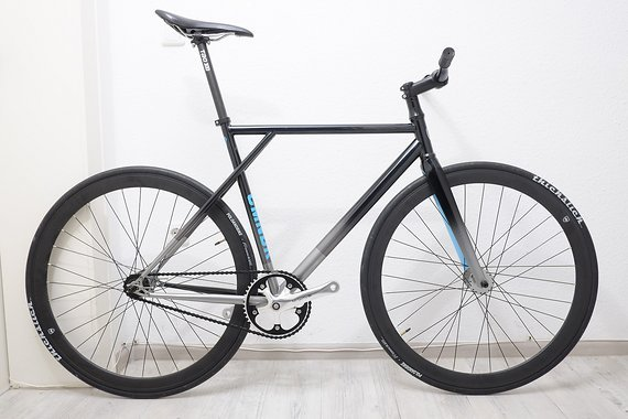 Polo & Bike CMNDR 54 cm - Vortex - Fixie Fixed Gear Single Speed