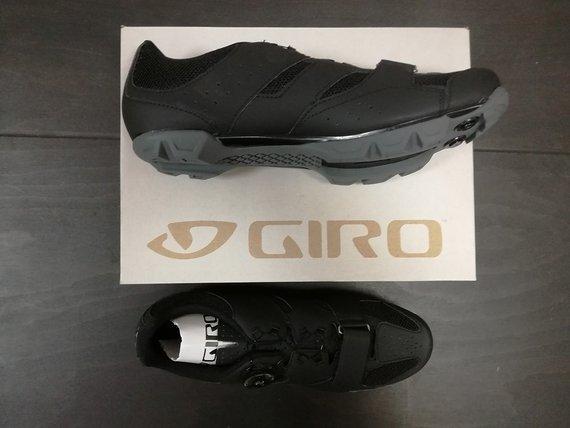 Giro Cylinder Black