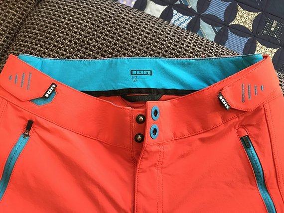 ION SABOTAGE Pants Shorts Größe L / 34 special edition