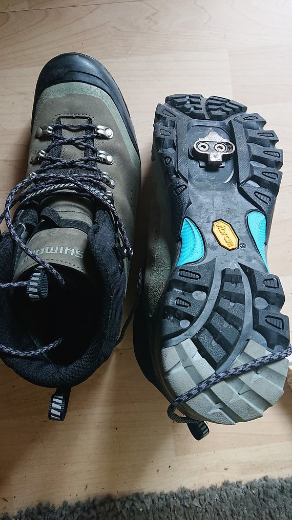 Shimano XM 9 Trekking SPD Schuhe Gr.45