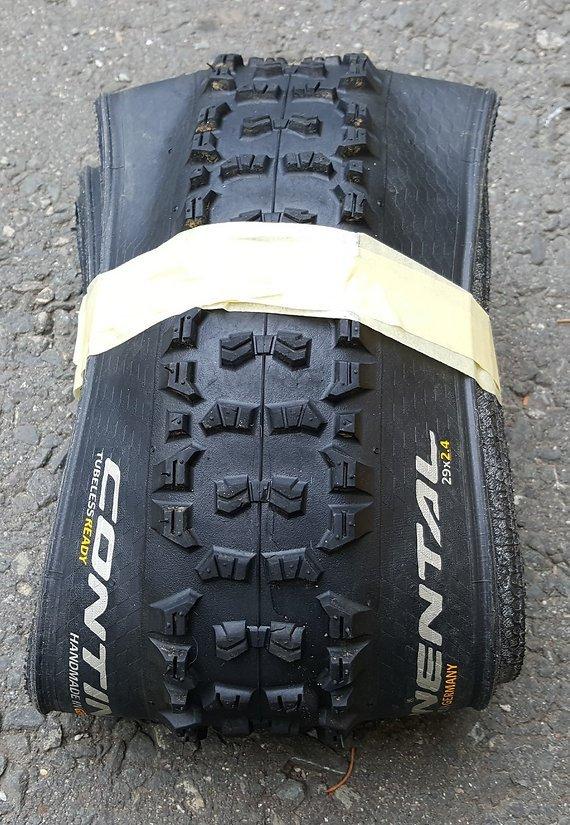Continental Trailking 29 x 2,4 BlackChili ProTection APEX 2018