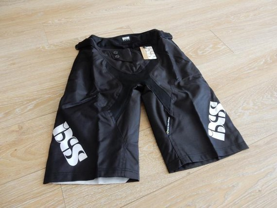 IXS Race 7.1 DH Shorts Hose World Cup-Edition