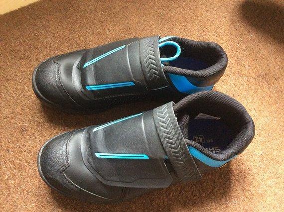 Shimano MTB Schuhe AM7 Größe 42