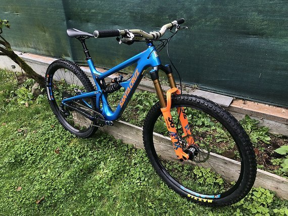 Santa Cruz Hightower LT CC XL