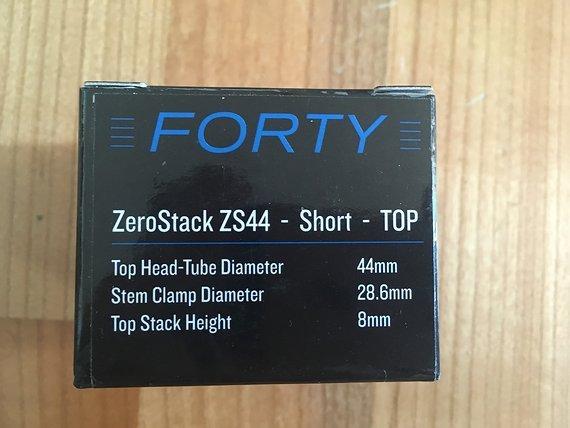 Cane Creek Forty ZS44/28,6  TOP Short NEU Zwei Stück