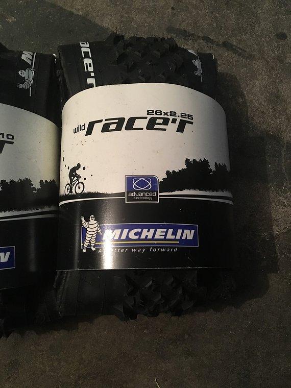 Michelin Wild race'r 26X2.25