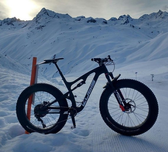 Kubis Carbon Fatbike Fully