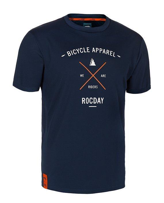 Rocday ELEMENT jersey SANITIZED® Dark Blue, Gr. M