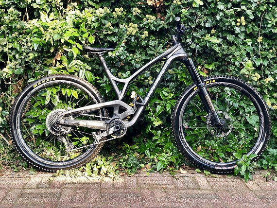 Evil Bikes Wreckoning