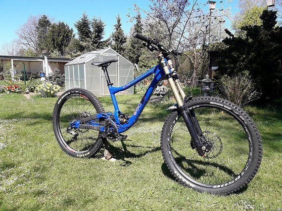 Eaze Bikes EAZE SD02 650b
