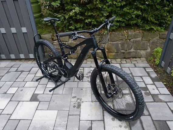 Specialized Levo FSR Comp 6Fatti BLK L