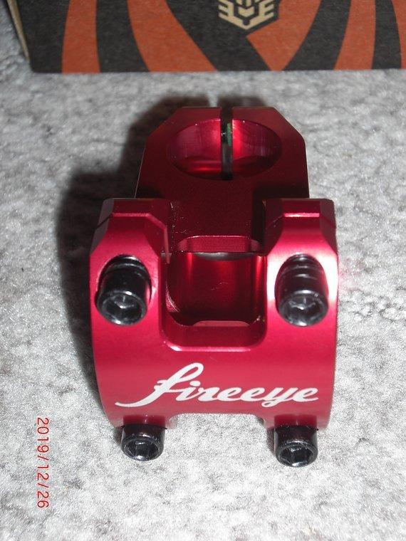 Fire Eye Talon 318 Vorbau, rot eloxiert,50mm,31,8,0 Grad