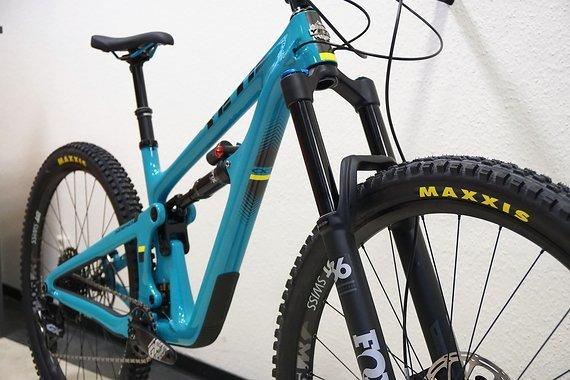 Yeti SB150 C Sram GX FOX turquoise Größe: M auf Lager!!! Modell 2019