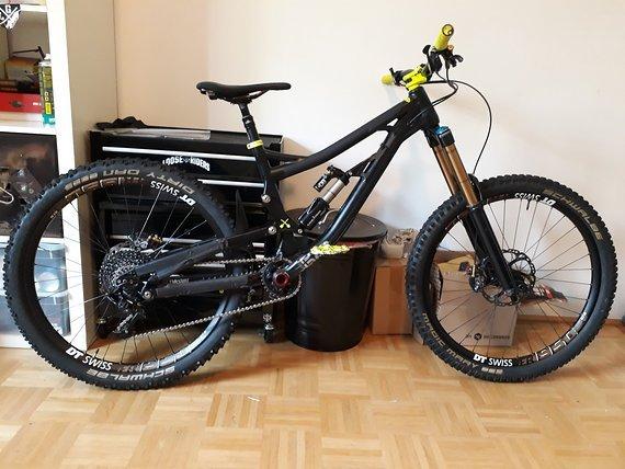 """Alutech Sennes FR 1.0 Komplettbike 27,5"""" S"""